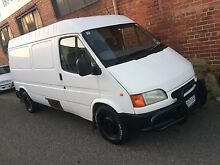 FORD TRANSIT 2000 turbo diesel refrigerated van North Melbourne Melbourne City Preview