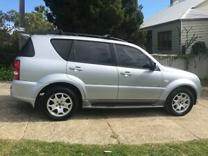 Ssangyong rexton for sale in australia gumtree cars fandeluxe
