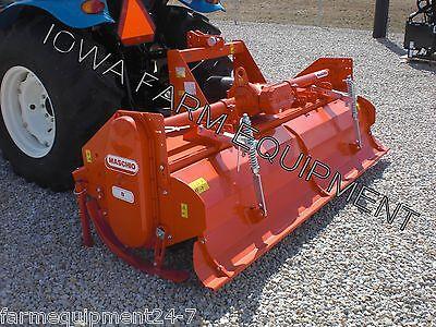 Rotary Tiller Maschio B230 93 Tractor 3-pt Pto 100hp Gearbox