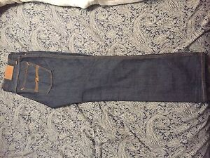 4 Naked & Famous Branded Pants