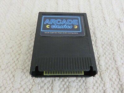 Rare Atari 800 XL XE Arcade Classics cartridge.