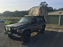Roof top tent 4wd patrol landcruiser hilux Lang Lang Cardinia Area Preview