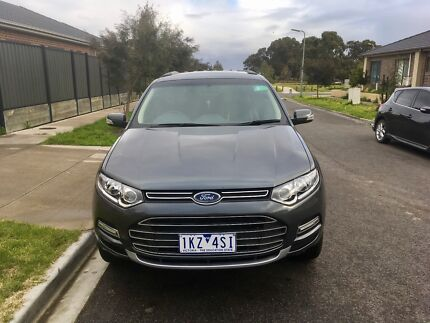 2013 Ford Territory Wagon Wollert Whittlesea Area Preview