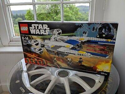 Lego Star Wars 75155 Rebel U-Wing Fighter Sealed