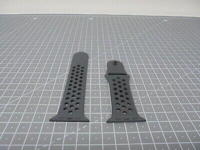Genuine Apple Watch Nike + Sport Band Strap Anthracite / Black 42mm - DD444