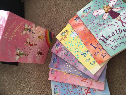 Rainbow magic books box set - colour fairies