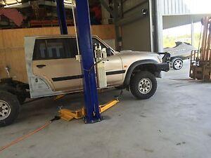 1998 Nissan Patrol Wagon Bowen Whitsundays Area Preview
