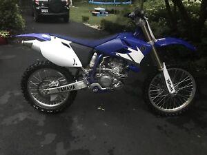 2005 Yamaha YZ250f