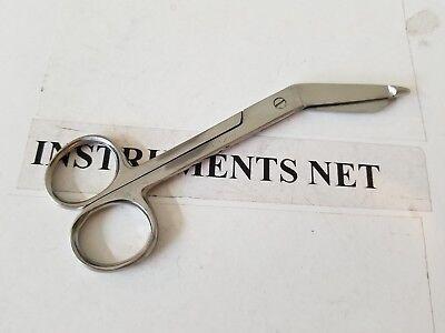 2 Lister Bandage Scissors 4.5surgical Medical Instrument