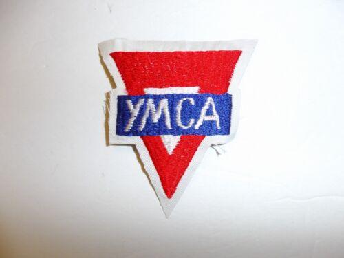 b1349 WW1 Canadian Y.M.C.A War services patch YMCA R22A