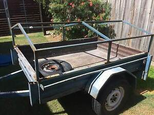 Canopy & Frame to suit 6' x4' trailer Wakerley Brisbane South East Preview