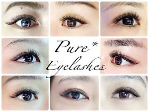 Pure* Eyelashes Extension East Cannington Canning Area Preview