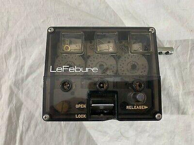 Lefebure Vault Door 3 Movement Time Lock - Safe Lock