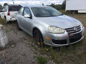 2008 JETTA part-out ou complete