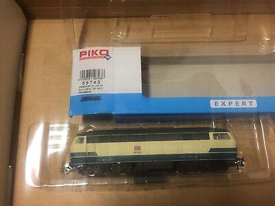 Piko 59743 D-Lok Baureihe 218 204-6 der DB OVP für Märklin DIGITAL