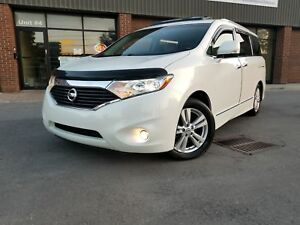 2011 Nissan Quest LE NAVIGATION / BACK UP CAM / DVD / 2 SUNROOFS