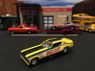 1:64 Hot Wheels LE Nelson Carter's Vintage Drag Racing Super Chief Funny Car