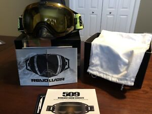 509 Goggles For Sale!