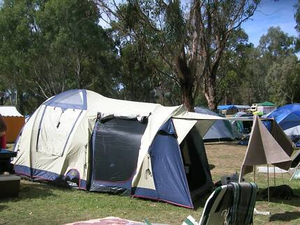 Sportiva Tent & dome tent 4 person | Gumtree Australia Free Local Classifieds
