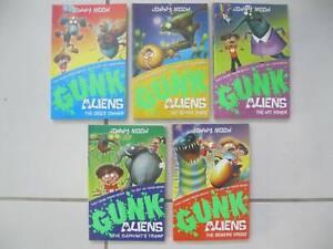 Childrens ( Gunk Aliens ) Books