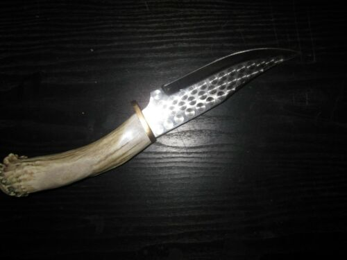 SILVER STAG HUNTER MODEL BOWIE 1095 STEEL USA
