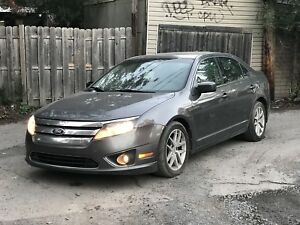 FORD FUSION 2010 SEL 4cyl