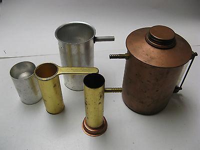 Welch Copper Steam Generator Science Boiler Welch Scientific Company Chicago