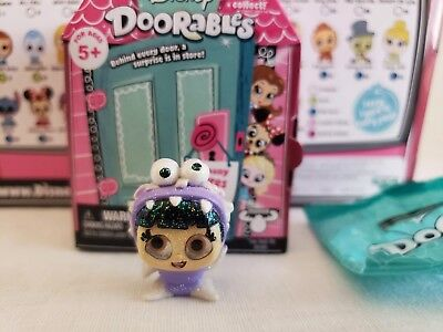 Boo In Costume - Disney Doorables RARE w/ Glitter #60! HTF! LOW PRICE! SHIP NOW!