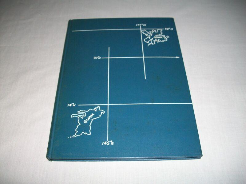 PATROL SQUADRON 46 1971 DEPLOYMENT COMMEMORATIVE CRUISE BOOK  VP-46