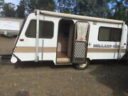 Little beauty pop-top caravan East Maitland Maitland Area Preview