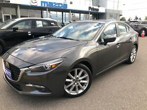 2017 Mazda Mazda3 GT PREMIUM PKG, VERY RARE, TOP OF THE LINE
