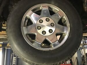 """17"""" Cadillac Escalade rims"""