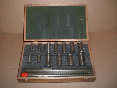 Dumont Metric Broach Set 12-30mm