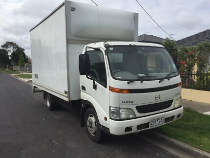 2002 Hino Dutro Spotswood Hobsons Bay Area Preview