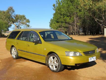 2003 Ford Falcon Wagon Fremantle Fremantle Area Preview