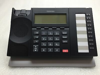 Toshiba Dp5122-sd Backlit Display Digital Business Office Phones Tested Working