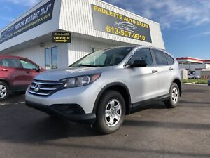 2014 Honda CR-V LX HEATED SEATS/BACK UP CAM WWW.PAULETTEAUTO.COM