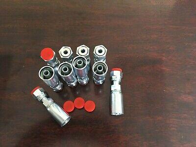 Aftermarket Hydraulic Hose Fittings 12 Flat Face Hy U Series Design 10pk