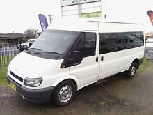 2003 Ford Transit Van/Minivan Armidale Armidale City Preview