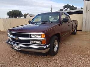 1989 Chevrolet Other Ute Wallaroo Copper Coast Preview
