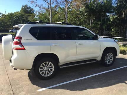 2015 Toyota LandCruiser Prado - VX Wagon Auto 6Spd 4x4 3.0TD