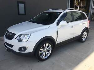 2014 Holden Captiva Wagon Mount Kuring-gai Hornsby Area Preview
