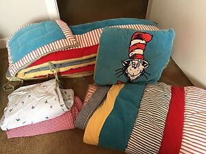 Cat in the Hat Baby Room Decor