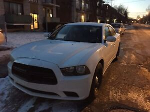 2013 Dodge Charger police pack