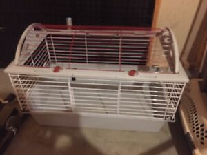 """Small pet cage about 14"""" by 24"""""""
