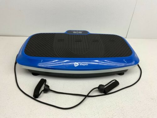 LifePro Turbo 3D Vibration Plate Exercise Machine - Dual Motor Oscillation