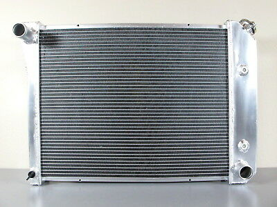 3-ROW ALUMINUM RADIATOR For Chevrolet Bel Air Biscayne Impala 1971-1973 1973 Chevrolet Impala Radiator
