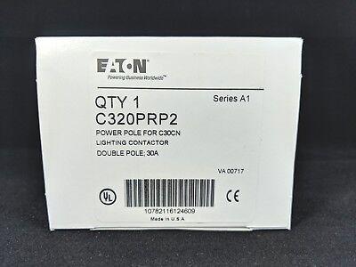 EATON C320PRP2 Double-Pole Power Pole