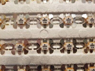 2 Pcs - 2sc3022 Rf Power Transistor Mitsubishi Semiconductor - Nos
