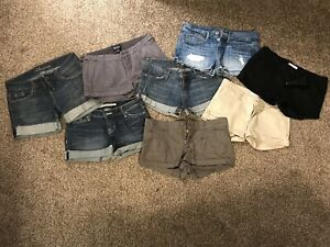 Women's shorts lot- size and price in description